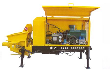 HBTS20-8-30K金属矿山jrs直播火箭泵
