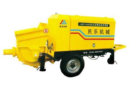 LSBT10水泥乳化沥青砂浆专用泵
